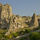 Troglodytic Habitations at Cappadocia